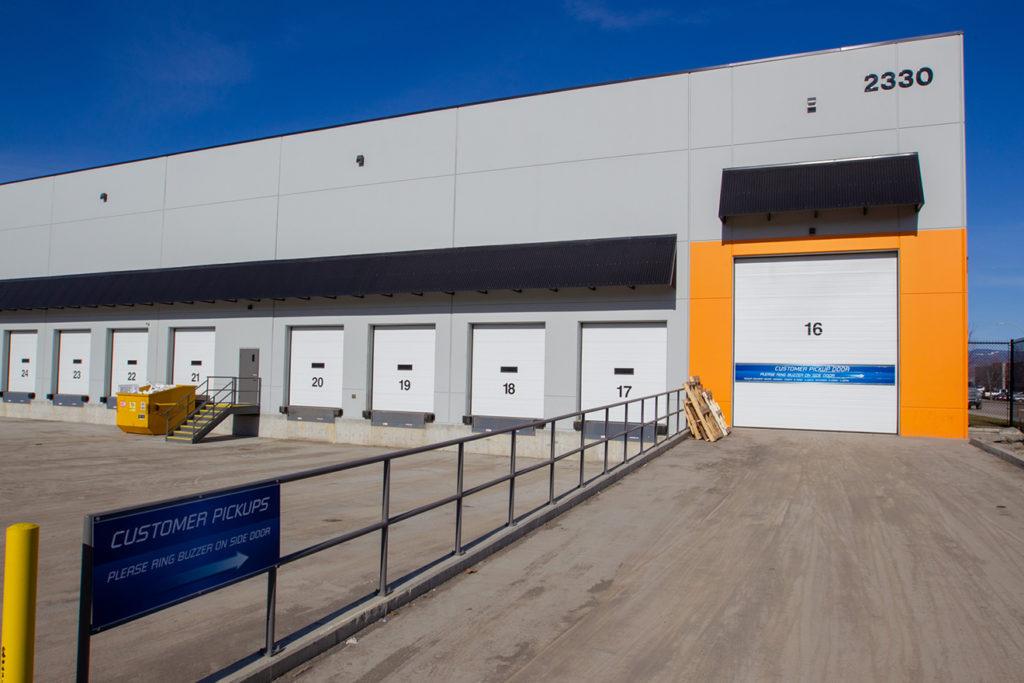 Coast Appliances Kelowna Warehouse